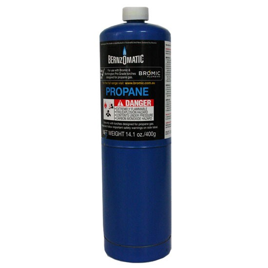 Tall Boy Propane Fuel Cylinder 400gm